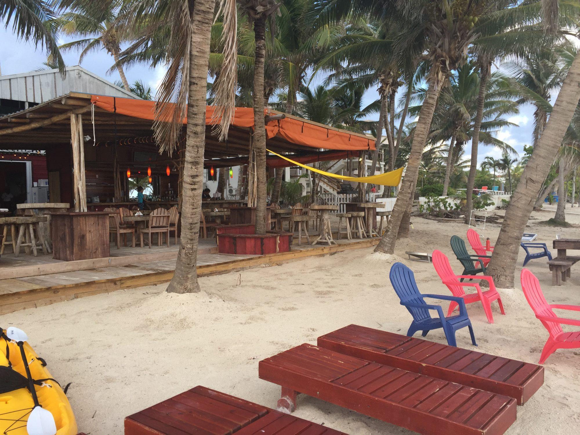 Dive Bar San Pedro Belize