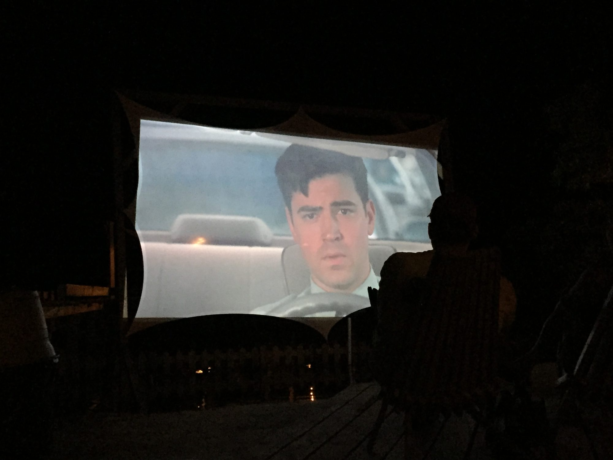 Free Movie night on the Lagoon