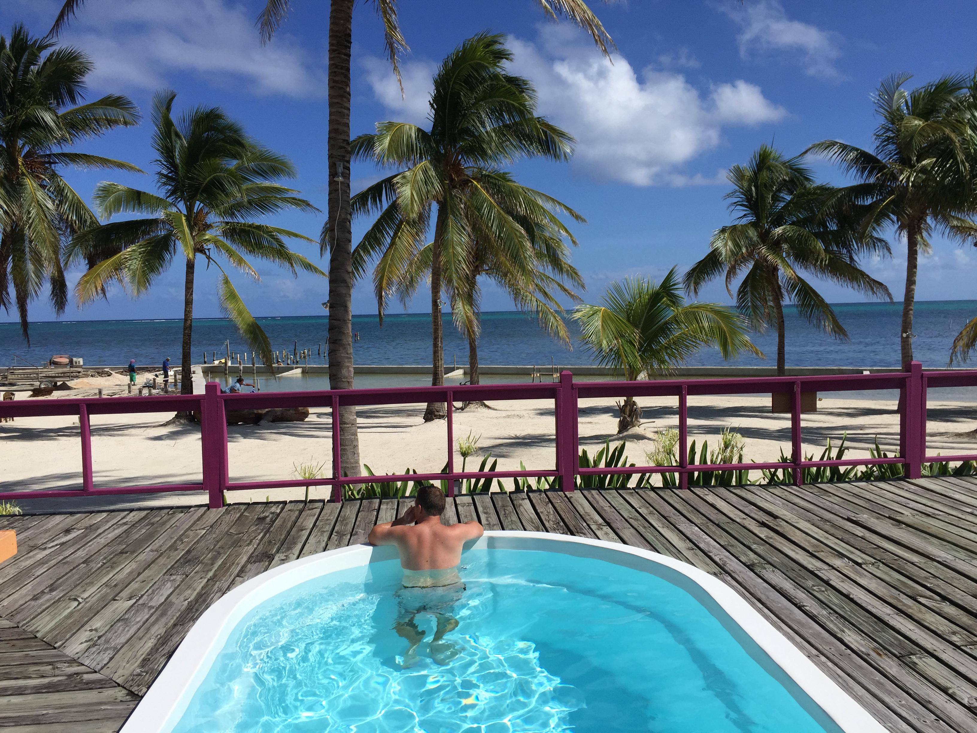 Snorkeling Guam- Gunn Beach