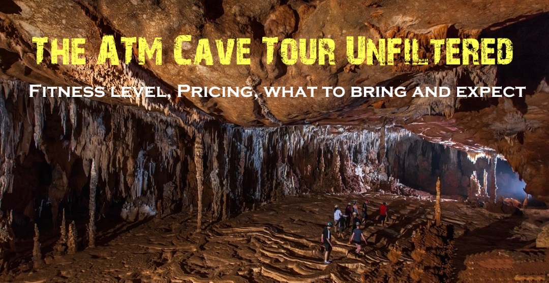 ATM Cave Tour Unfiltered