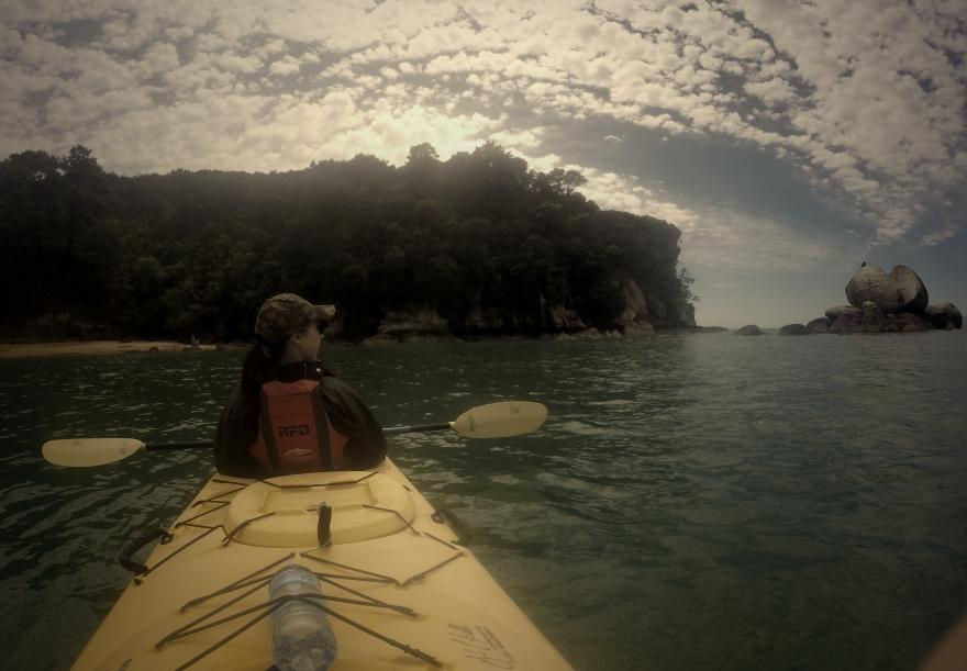 Abel Tasman Kayak tour