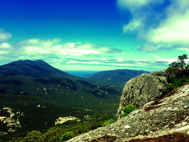 Australia Photo Galleries- Mt Oberon