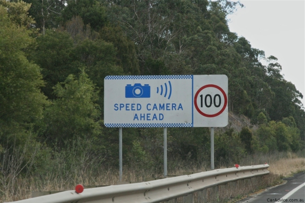 WTF Australia- Speed-camera