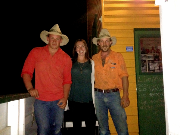 WTF Australia- Aussie cowboys