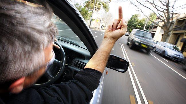 WTF Australia- Road Rage