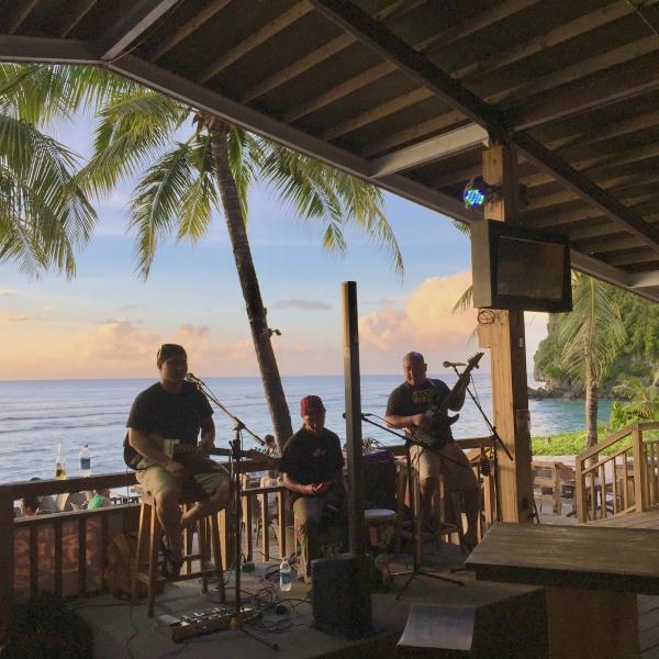 Guam Itinerary- Live Bar Band Guam