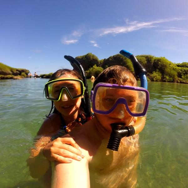 Snorkel Guam