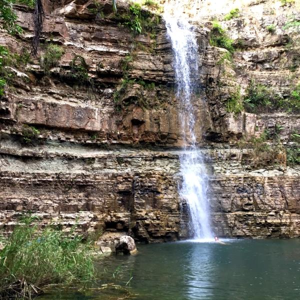Waterfall Guam