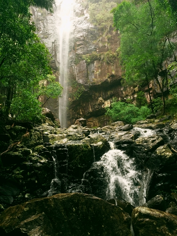 Waterfall Nightcap