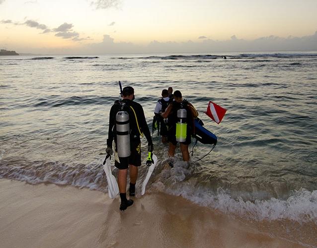 Guam best dive beach dive