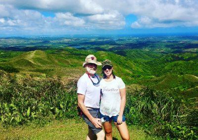 Mount Jumullong Summit with Grandpa