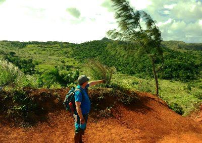 Sigua Falls Trail