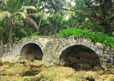 Spanish Bridge Sella Bay