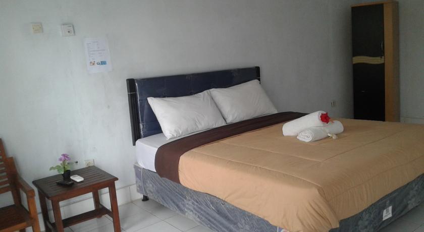 Nusa lembongan hotel room