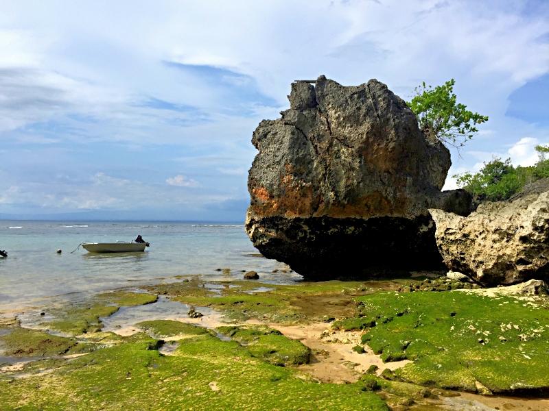 Pedand Pedang beach