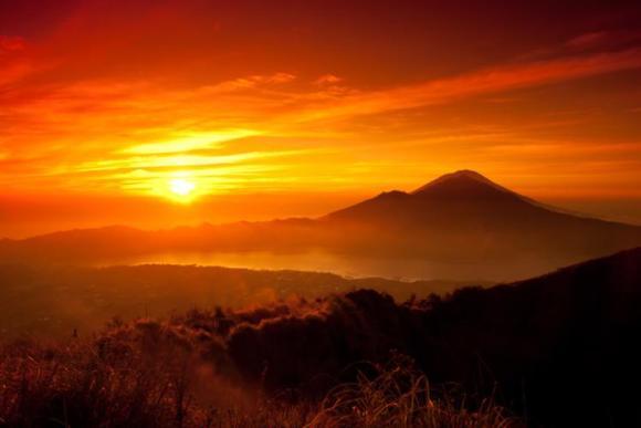 Bali fun things to do - mount batur sunrise