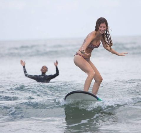 Bali fun things to do - Surf lesson