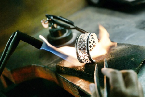 silver making class