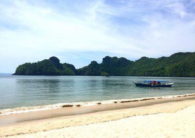 Langkawi islands beach